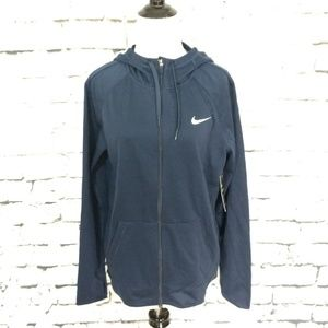 Nike Therma Dri Fit Training Full Zip Hoodie